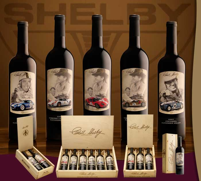 Shelby Wines